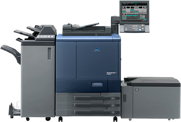 Konica Minolta bizhub PRESS C6000
